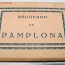 Postales: ANTIGUO ALBUM ACORDEON RECUERDO DE PAMPLONA - 10 FOTOS - ARRIBAS - 9,5 X 7 CMS.. Lote 521232