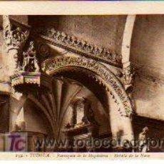 Postales: TARJETA POSTAL DE TUDELA . Lote 3302364