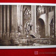 Postales: VIANA, IGLESIA REAL DE SANTA MARÍA TP3871 . Lote 4159719