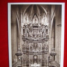 Postales: VIANA, ALTAR MAYOR DE LA IGLESIA DE SANTA MARÍA TP3872 . Lote 4159720