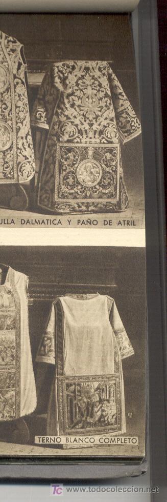 Postales: 15 POSTALES ANTIGUAS, DE VIANA (NAVARRA).EN UN BLOC. EN VARIAS DE ELLAS SE VEN PERSONAS. COLOR SEPIA - Foto 4 - 27575900