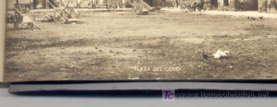 Postales: 15 POSTALES ANTIGUAS, DE VIANA (NAVARRA).EN UN BLOC. EN VARIAS DE ELLAS SE VEN PERSONAS. COLOR SEPIA - Foto 10 - 27575900