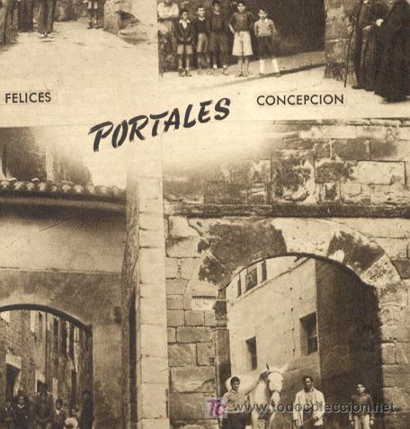 Postales: 15 POSTALES ANTIGUAS, DE VIANA (NAVARRA).EN UN BLOC. EN VARIAS DE ELLAS SE VEN PERSONAS. COLOR SEPIA - Foto 12 - 27575900