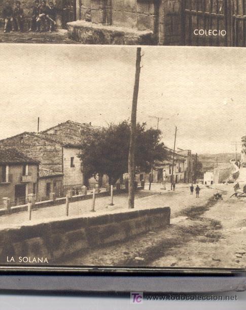 Postales: 15 POSTALES ANTIGUAS, DE VIANA (NAVARRA).EN UN BLOC. EN VARIAS DE ELLAS SE VEN PERSONAS. COLOR SEPIA - Foto 13 - 27575900