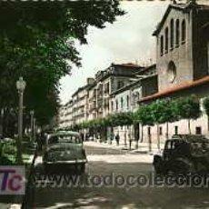 Postales: PAMPLONA. PASEO SARASATE.. Lote 24851782
