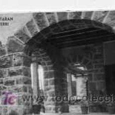 Postales: POSTAL DE NAVARRA, LECUNBERRI, HOTEL YESTARAN. Lote 5756145