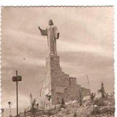 Postales: POSTAL DE TUDELA MONUMENTO SAGRADO CORAZON . Lote 6016480