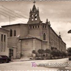 Postales: POSTAL TUDELA COLEGIO JESUITAS. Lote 6016568