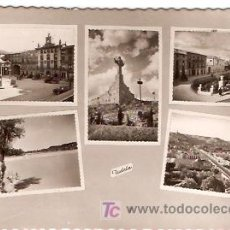 Postales: TUDELA VARIAS VISTAS. Lote 6016600