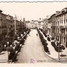 Postales: POSTAL TUDELA CALLE VILLANUEVA. Lote 6016624