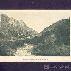 Postales: POSTAL DE FLOR DE IZABA (NAVARRA): VISTA GENERAL. Lote 6167594