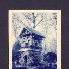 Postales: POSTAL DE PAMPLONA (NAVARRA): EL PALOMAR EN LOS JARDINES DE LA TACONERA (ROISIN NUM.36). Lote 6176324