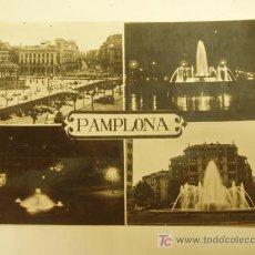POSTAL DE PAMPLONA. NAVARRA