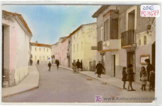 (PS-4689)POSTAL DE CORTES(NAVARRA)-CALLE (Postales - España - Navarra Moderna (desde 1.940))
