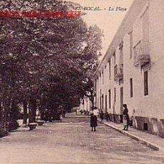 Postales: TARJETA POSTAL DE EL BOCAL.-LA PLAYA-.. Lote 6562861