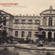 Postales: TARJETA POSTAL DE PAMPLONA. ARCHIVO PROVINCIAL. . Lote 2097906