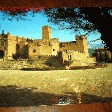 Postales: PPOSTAL - CASTILLO DE XAVIER - NAVARRA - POSTALES IRUÑA - SIN CIRCULAR. Lote 2215916