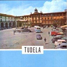 Postales: TUDELA (NAVARRA) - VISTAS - ED. PARIS 1965. Lote 10112057
