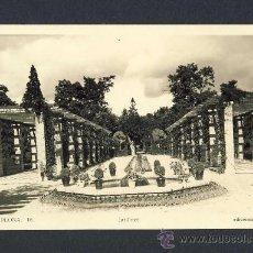Postales: POSTAL DE PAMPLONA (NAVARRA): JARDINES (ED.ARRIBAS NUM.15). Lote 10323694