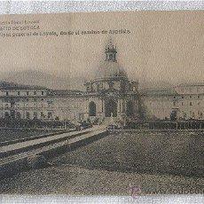 Postales: POSTAL ANTIGUA SAN IGNACIO DE LOYOLA VISTA GENERAL HAUSER Y MENET. Lote 24648550