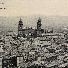 Postales: TARGETA POSTAL DE VISTA PARCIAL DE PAMPLONA. Lote 102116470