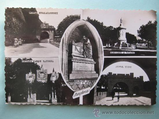 PAMPLONA - VISTAS (EDICIONES DARVI) (Postales - España - Navarra Moderna (desde 1.940))