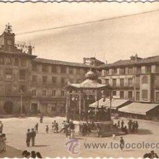 Postales: POSTAL TUDELA PLAZA DE LOS FUEROS . Lote 11839061