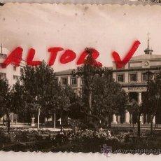 Postales: ANTIGUA POSTAL 11 PAMPLONA PLAZA DE LA CRUZ ED GARCIA GARRABELLA CIRCULADA. Lote 11993955