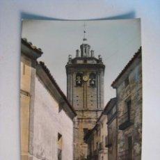 Postales: POSTAL CINTRUENIGO: TORRE DE LA IGLESIA (ARRIBAS 16). Lote 12051688