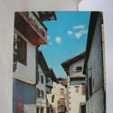 Postales: + ELIZONDO , NAVARRA AÑO 1968 CIRCULADA. Lote 12110618