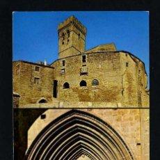 Cartoline: UXUE - UJUE. *IGLESIA-FORTALEZA. PORTADA* EDC. COMPLEX Nº 115. CIRCULADA. Lote 12179836