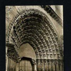 Postales: TUTERA - TUDELA. *CATEDRAL. PUERTA DEL JUICIO* EDC. PARIS J.M. Nº 15. NUEVA. Lote 12186220
