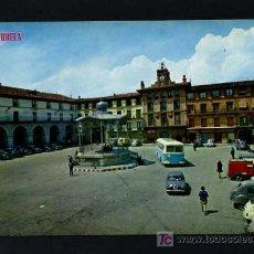 Postales: TUTERA - TUDELA. *PLAZA DE LOS FUEROS* EDC. PARIS J.M. Nº 133. NUEVA. Lote 12187659