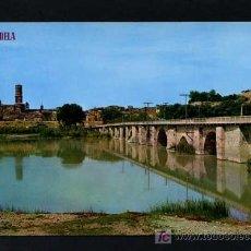 Postales: TUTERA - TUDELA. *PUENTE ROMANICO...* EDC. PARIS J.M. Nº 142. NUEVA. Lote 12187893