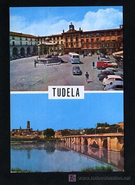 TUTERA - TUDELA. *TUDELA* EDC. PARIS J.M.J. Nº 179. NUEVA (Postales - España - Navarra Moderna (desde 1.940))