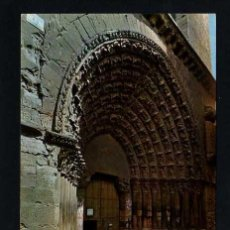 Postales: TUTERA - TUDELA. *CATEDRAL PUERTA DEL JUICIO* EDC. PARIS J.M. Nº 204. NUEVA. Lote 12187994