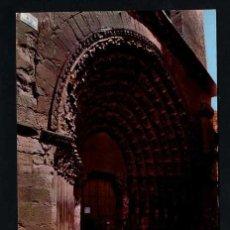 Postales: TUTERA - TUDELA. *CATEDRAL PUERTA DEL JUICIO* EDC. PARIS J.M.J. Nº 204. NUEVA. Lote 12188003