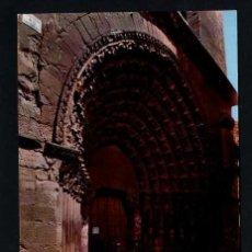 Postales: TUTERA - TUDELA. *CATEDRAL PUERTA DEL JUICIO* EDC. PARIS J.M.J. Nº 204. CIRCULADA TUDELA 1967. Lote 12188017
