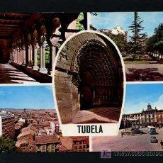 Postales: TUTERA - TUDELA. *TUDELA* EDC. PARIS J.M. Nº 300. CIRCULADA 1967. Lote 12188182