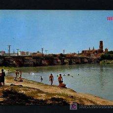Postales: TUTERA - TUDELA. *PUENTE ROMANO...* EDC. PARIS J.M. Nº 719. CIRCULADA. Lote 12188381