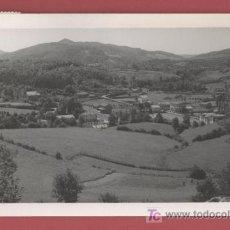 Postales: LECUMBERRI - NAVARRA - AÑO 1963. Lote 25465214