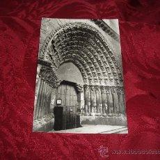 Postales: TUDELA CATEDRAL PUERTA DEL JUICIO,EDICIONES PARIS J M ZARAGOZA. Lote 14013629