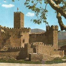 Postales: CASTILLO DE JAVIER.NAVARRA. Lote 14032362