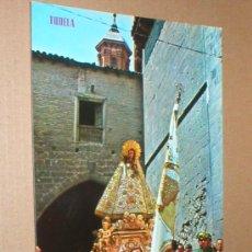 Postales: TUDELA NAVARRA PROCESION DE SANTA ANA 1968. Lote 24834670