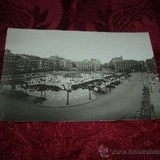 Postales: PAMPLONA PLAZA DEL CASTILLO.POSTALES VAQUERO FOTO RUPEREZ. Lote 14740213