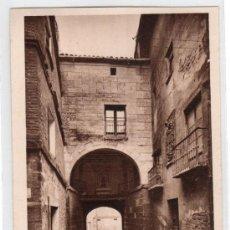 Postales: TARJETA POSTAL DE VIANA, NAVARRA Nº 99. PUERTA. FOTO L. ROISIN. Lote 14793404