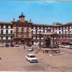 Postales: TUDELA - 114 PLAZA DE LOS FUEROS. KIOSCO. Lote 15082628