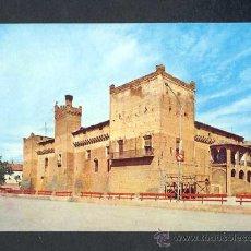 Postales: FOTO DE MARCILLA (NAVARRA): EL CASTILLO (NO ES POSTAL). Lote 15506147
