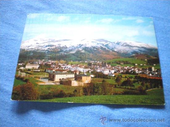 POSTAL NAVARRA ELIZONDO 1980 CIRCULADA (Postales - España - Navarra Moderna (desde 1.940))
