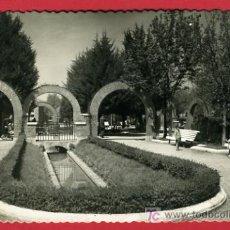 Postales: PAMPLONA, JARDINES TACONERA, P34304. Lote 17056546